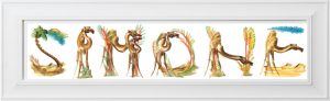Roummah Arts Namensbilder Original
